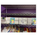 18 boxes of birthday candles