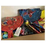 full box of Mylar Balloons