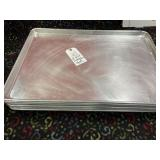 (8) 16x24 cookie/pizza sheets