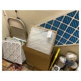 20x20 air filters approx 20