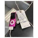 ipod and charger