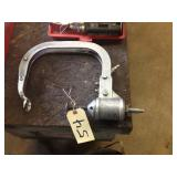 Pneumatic Valve Spring Compressor