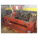 Van Norman Rotary Broach Resurfacing machine