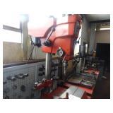 Van Norman Valve Seat Cutting Machine