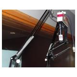 electa voice mic stand