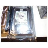 western digital 1 terabyte sata drive