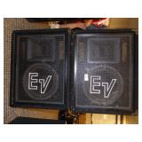 2 EV  Floor Monitors