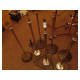 8 Mic Stands
