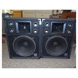 2 EV speakers