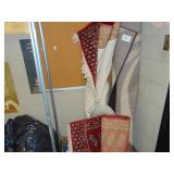 2 oriental runner rugs