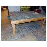 4ft x 6ft work tables