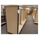 THREE (3) Sections of Book Shelving