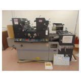 AB Dick 9985 Printing Press