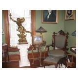 Signed Bronze, Picault