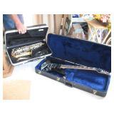 Saxophone, Guitar