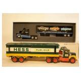 Hess & Commemoritive Truck