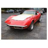 Montgomery, NY Corvette Parts & Tools Auction Ending 10/14