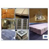 Building Materials Auction Ending 9/23 & 9/24