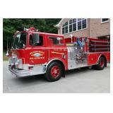 Goldens Bridge FD Surplus Vehicle Auction Ending 6/24
