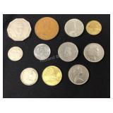 Caribbean & Latin America Coins