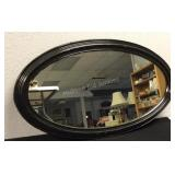 Oval Accent Mirror