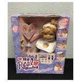 New, My Real Baby by Hasbro