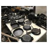 1200 Pcs. of Cast Iron