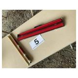 190z Pool cue and Case