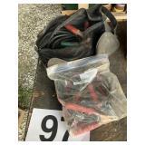 Jumper cables (2 pr)