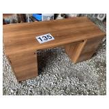 Wooden 2 Drawer desk