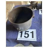Cast iron pot no brand name