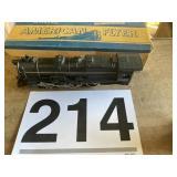Locomotive 314AW  (Metal)
