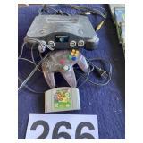 Nintendo 64 and game