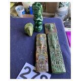 Resin Art Pieces