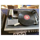 Sears Turn table VHS Cassette