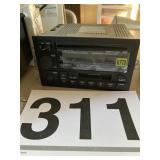 Oldsmobile radio cassette and cd