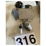 Sony PS one w/controller