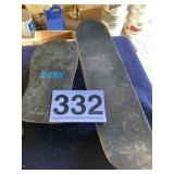 Skate Boards (2)