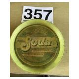 Tin Soda plate