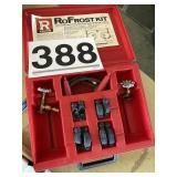 Ro Frost Kit