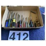 Misc screwdrivers