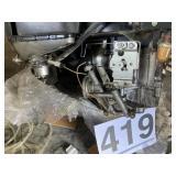 John Deere 17 Hp motor unkown condition