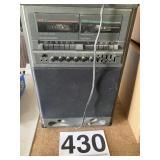 Kareoke Machine older style Cassettes