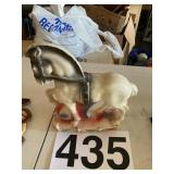 Calk art Horse 1940