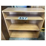 "Wooden shelf H-34 W-36"""