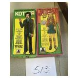 Kotter and Amy