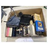 DVDs, Police radio, CB