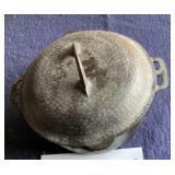 Cast iron bean pot