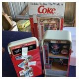 Coca-Cola Musical box