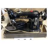Pfaff Sewing machine Made in Germany